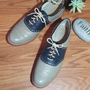 Dexter saddle/oxford shoe size 11